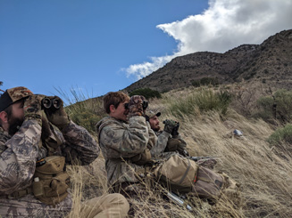 hunting Coues deer Arizona whitetails