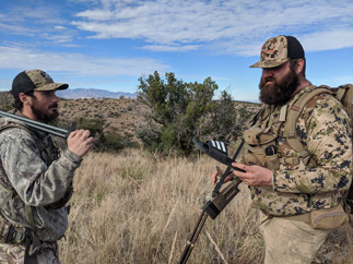 Coues deer hunt illegal immigrants
